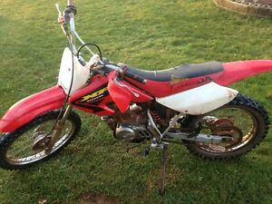 2003 honda xr dirtbike