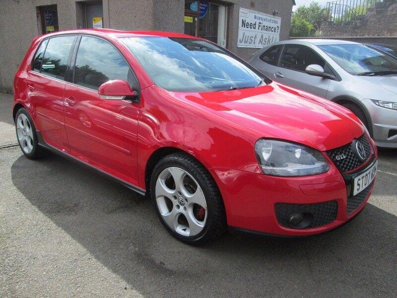 Volkswagen Golf Gti 2 0 T Gti Car Now Sold Red 2007