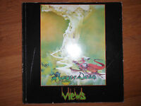 Views by Roger Dean Yes Album Covers Dragons Dream Pubishing