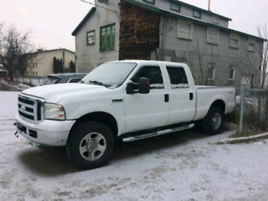 2007 f250. Needs engine work! Best offer or trade.