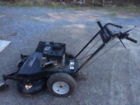 "33"" Walk behind lawn mower"