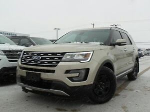 2017 Ford Explorer *CPO* LIMITED 3.5L V6 LEATHER NAVIGATION