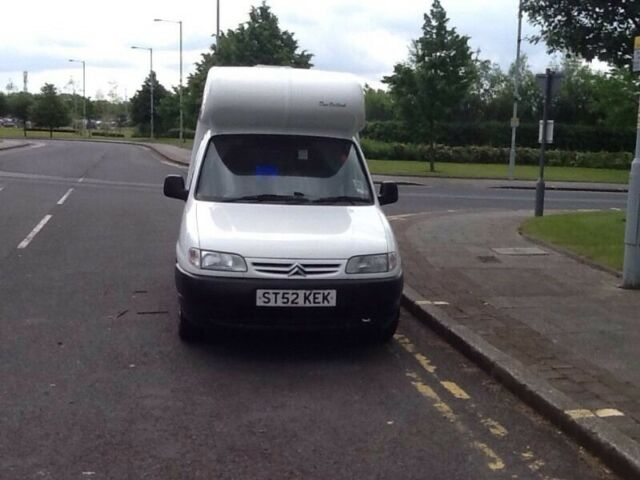 Romahome Duo Outlook @@@66k miles MOT May 2020@@@ | in Sale, Manchester |  Gumtree