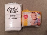 Size 2 Nappies