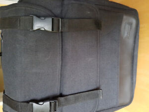Targus laptop backpack.  Perfect condition.