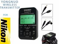 Yongnuo YN-622N-TX Wireless Controller Flash Trigger Transmitter for Nikon