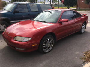 1994 Mazda MX-6 Ls V6 Coupe (2 door)