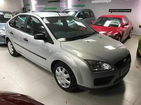 2005 Ford Focus 1.6 auto LX-2 Former Keepers-2 Keys-11 Service Stamps-FULL MOT