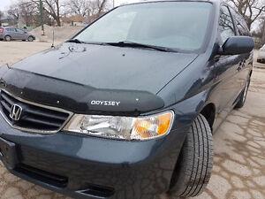 2004 Honda Odyssey Minivan, Van