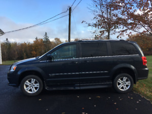 2013 Dodge Grand Caravan Wheelchair Accessible Van