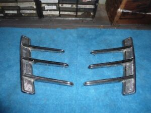 1966 66 Mustang Quarter panel Trim Molding OEM for restoration
