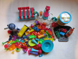 Play-doh for kids, LOT includes sealed containers of NEW Playdoh