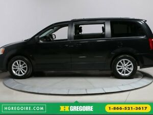 2016 Dodge GR Caravan SXT BLUETOOTH CAMERA RECUL 7 PASSAGERS