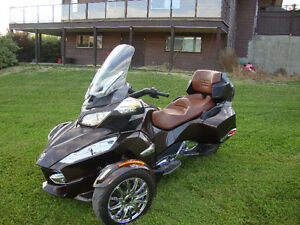 2013 Can-am Spyder RTS limited