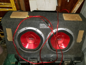 Sound system for car/truck
