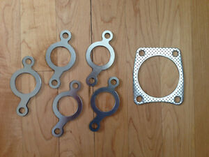 Volvo 850 10 Valve Exhaust Manifold Gaskets and Flange Gasket