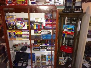 BOXED NINTENDO GAMES AT OTTERVILLE SALE SAT OCT 22!