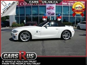 2007 BMW Z4 M Convertible  M Series