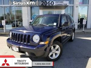 2016 Jeep Patriot North Edition  - Bluetooth -  SiriusXM