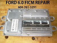 FORD 6.0 FICM Repair Service  Vancouver