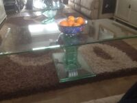 """Glass coffee table """"Square"""""""