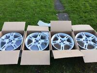 "Ford Fiesta alloy wheels 16"""