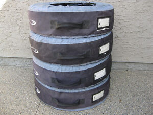 Set Of 4 Winter Tires 205/7015. Great Shape.Like New.