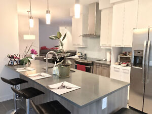 Luxury 2 Bedrooms Condo with ALL APPLIANCES INCLUDED + 2 Parking