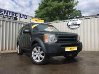 Land Rover Discovery 3 2.7TD V6 2008.5MY GS