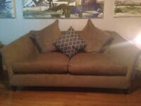 Large 3 Seater Sofa x can deliver