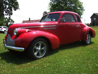 New Price - Street Rod - Buick Special Coupe - 1939