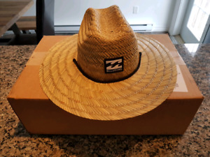 Billabong straw hat