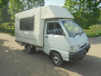 Daihatsu HIJET 16V EFI LPG camper