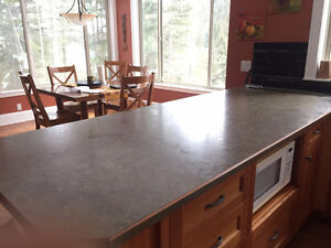 Laminate counter for sale