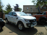 2014 Ford Ranger 3.2TDCi ( 200PS ) ( EU5 ) 4x4 Wildtrak Double Cab NO VAT