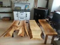 Custom Built Tables