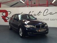 BMW 116D 2.0SE 5DR [STUNNING EXAMPLE / FULL SERVICE HISTORY / FANTASTIC SPEC / MUST BE SEEN]