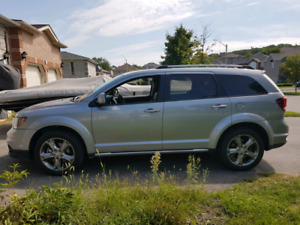 2017 Grey Dodge Journey for sale