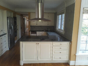 Complete Kitchen, Appliances, Cabinets, Furnace