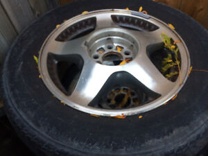 Ford rims, great for winter