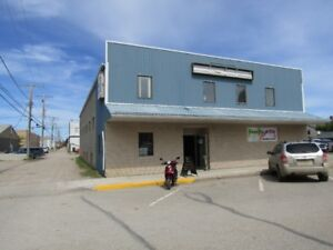 A Real Deal! Large Commercial Building For Sale in Nipawin