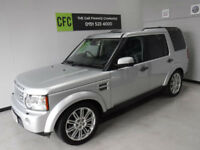 Land Rover Discovery 4 HSE 3.0SD V6 255 auto BUY FOR ONLY £375 A MONTH FINANCE