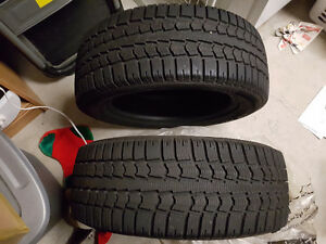 205/55R16 91W: 2 Winter Tires