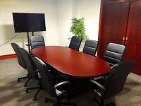 Meeting Room Available for Rent in Edmonton!