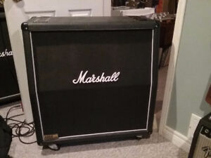 Marshall 1960a cabinet...like new