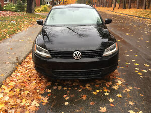 2012 Volkswagen Jetta - Transfert d'achat