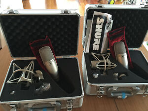 Sure KSM44, Pair New Condition