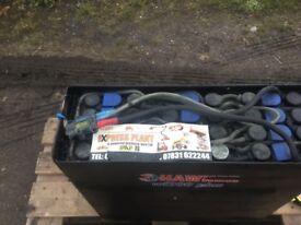 24v battery forklift battery solar/off grid battery, solar panels