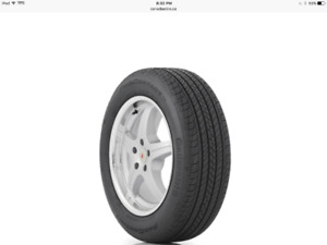 4 Continental ProContact TX Tires