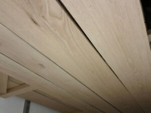Oak Boards (Dry, Planed, some Edged)